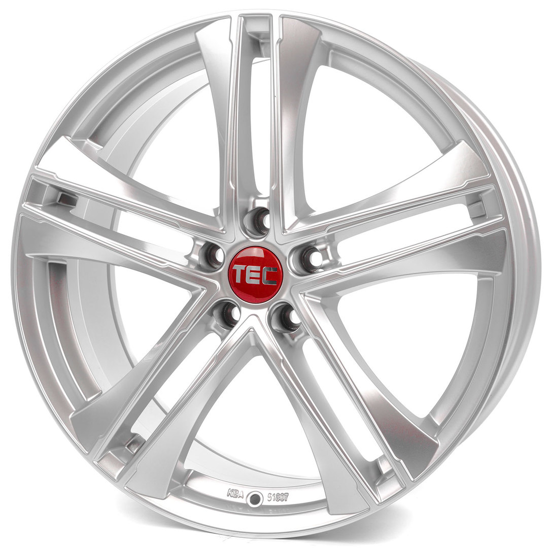 Tec Speedwheels AS4 Evo Kristall silber