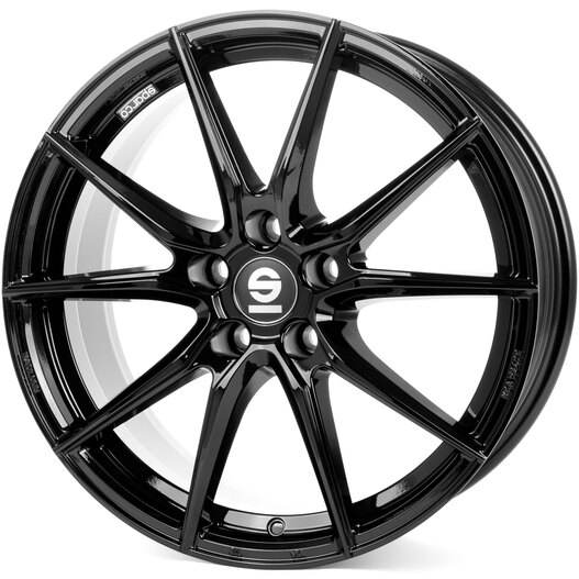 Sparco DRS Gloss Black