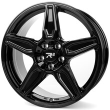 R³ Wheels R3H08 black